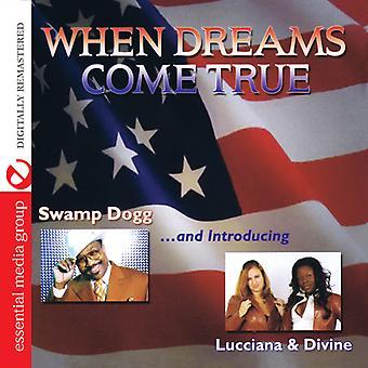 Sump Dogg - når Dreams Come True [DVD] USA importerer