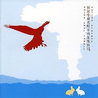 Sufjan Stevens - Nyd din kanin [CD] USA import