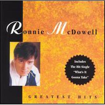 Ronnie McDowell - Greatest Hits CD] USA import