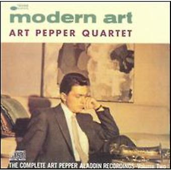 Art Pepper - Art Pepper: Vol. 2-Modern konst [CD] USA import