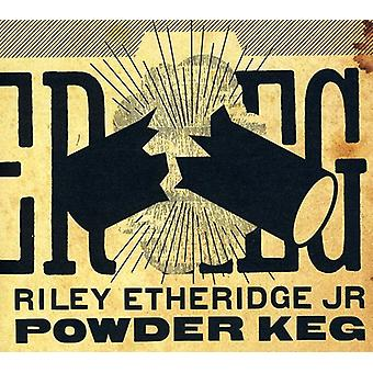 Riley Jr. Etheridge - krudttønde [CD] USA import