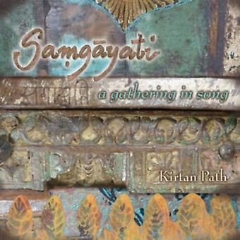 Kirtan Pfad - Samgayati: A Gathering im Lied [CD] USA import