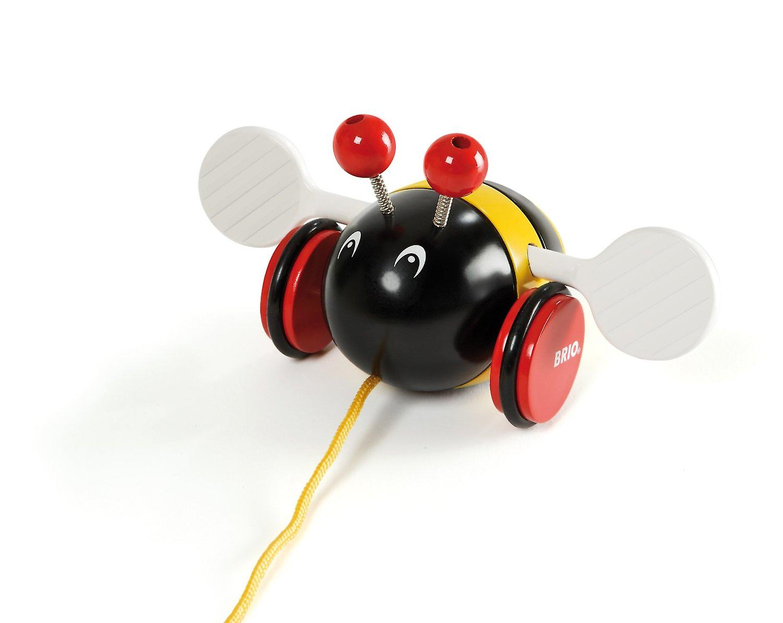 Brio 30165 Pull Along Bumblebee