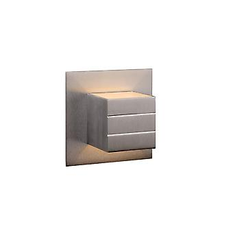 Lucide BOK 69 Wall Light 1xG9/33W Incl. Satin Chrome