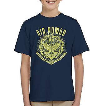 Air Is Peaceful Avatar The Last Airbender Kid's T-Shirt