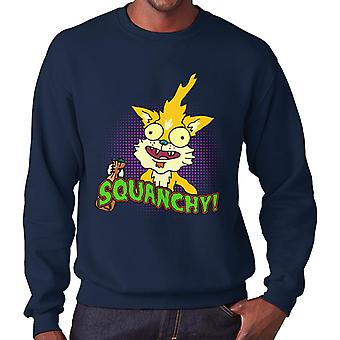 Rick And Morty Squanchy Men's Sweatshirt