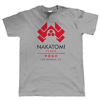 Vectorbomb, Nakatomi Plaza męskie T Shirt (od S do 5XL)