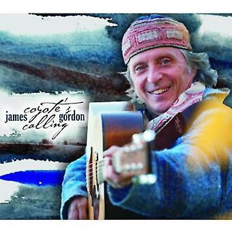 James Gordon - coyotes kald [CD] USA import
