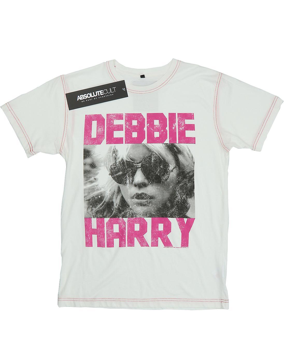 Aftershow Men's Blondie Debbie Harry T-Shirt