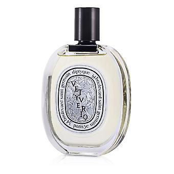 Diptyque Vetyverio Eau De Toilette Spray 100ml / 3,4 oz