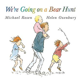 We're Going on a Bear Hunt by Michael Rosen (Paperback)