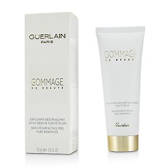 Gommage de Guerlain De Beaute peau reblanchissant Peel - pour tous les Types de peau - 2.5 oz / 75ml