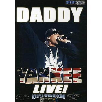 Daddy Yankee - Daddy Yankee Live [DVD] USA importerer