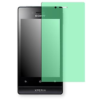 Sony Xperia ST23a screen protector - Golebo view protective film protective film