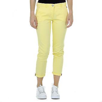 Andrew Charles Womens Pants Yellow Penda
