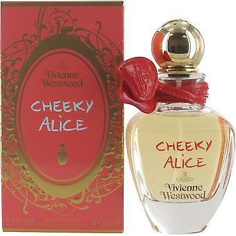 Vivienne Westwood Cheeky Alice 75ml Eau de Toilette Spray for Women