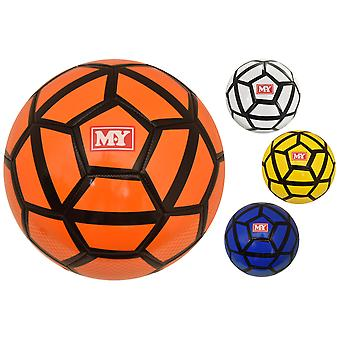 32 Panel 280g Stitched Neon Premier Football Colour May Vary