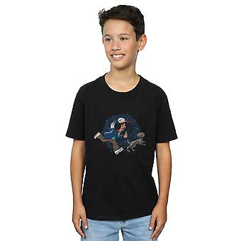 Vincent Trinidad Boys The Adventures Of Dustin And Dart T-Shirt