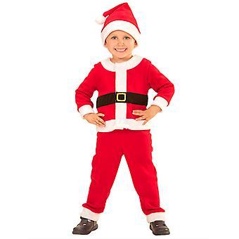Santa dreng (jakke bukser Hat) Børnetøj