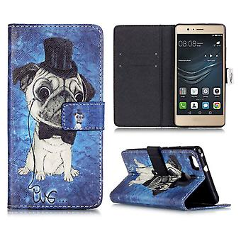 Pocket wallet premium model 73 for Huawei P9 Lite shell case cover pouch