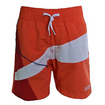 Hugo Boss jungen Hugo Boss Kids Orange Badeshorts