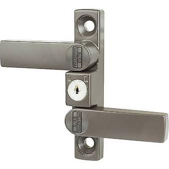 Window lock Grey brown Burg Wächter Winsafe WS 22 BR SB 38281