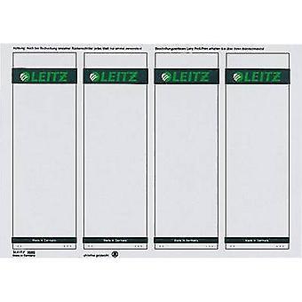 Leitz Lever arch file labels 1685-20-85 61 x 191 mm Paper Grey Permanent 100 pc(s)