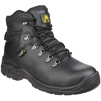 Amblers Safety Mens AS335 Poron XRD Leather Lace Up Boots