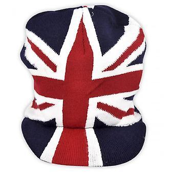 Union Jack usure Union Jack a culminé Beanie chapeau