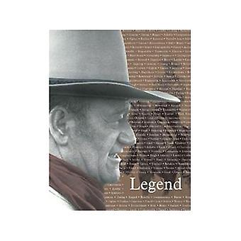 John Wayne Legend Metalsign