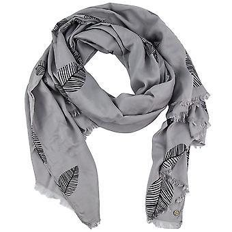 ESPRIT women's szalik drukowany pashmina szalik Leafs 076EA1Q005-E001
