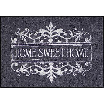 Salon lion doormat chalk home 50 x 75 cm. washable dirt mat