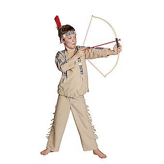 Traje indiano Western Indian traje para crianças