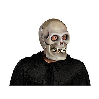 Skull full face mask skull ghost accessory Carnival
