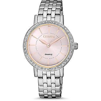 Orologio da donna cittadino EL3041-87X