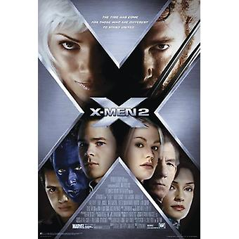 X-men 2 poster international campaign 'C' (Rogue, Nightcrawler, etc.)