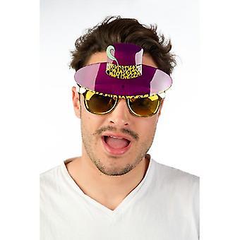 Glasses Mr. money redneck pimp Prolet sunglasses mens Hat sunglasses