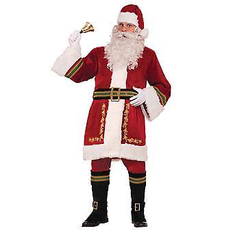 Traje de Santa Claus