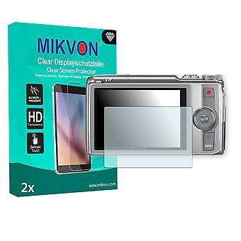 Olympus SH-50 Screen Protector - Mikvon Clear (Retail Package with accessories)