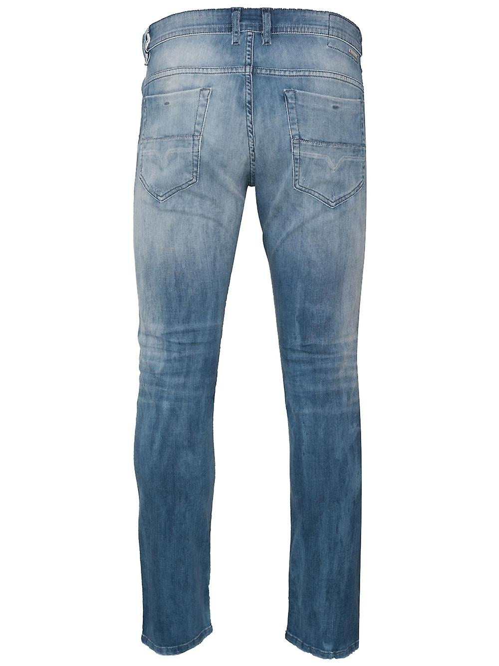 Diesel Diesel Slim-Skinny Fit Thommer Light Blue Jean