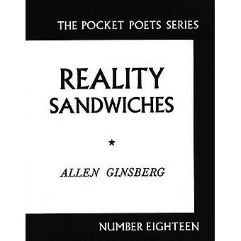 Reality Sandwiches - 1953-1960 by Allen Ginsberg - 9780872860216 Book