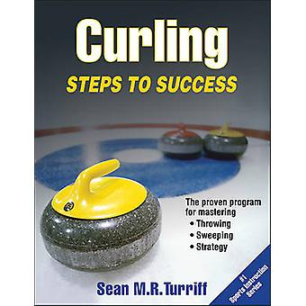 Curling - Steps to Success by Sean Turriff - 9781492515777 Book