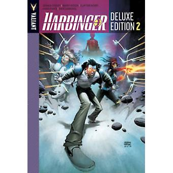Harbinger - Volume 2 (De Luxe edition) by Barry Kitson - Clayton Henry