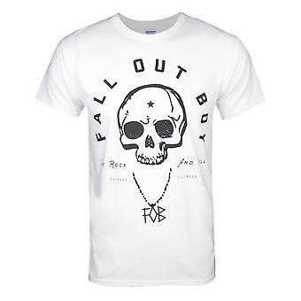 Fall Out T-Shirt blanc Boy coiffure homme