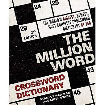Die Million Wort Kreuzworträtsel Wörterbuch