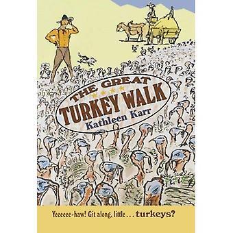 La passeggiata di grande Turchia