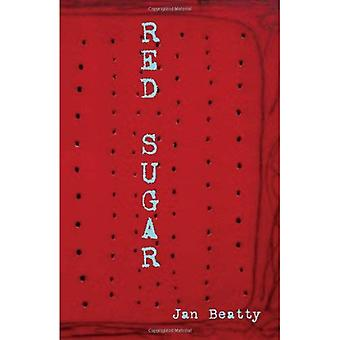 Röd socker (Pitt poesi-serien)