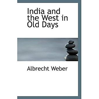 India and the West in Old Days