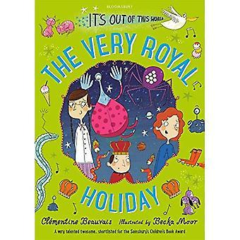 The Very Royal Holiday (Royal Babysitters 4)