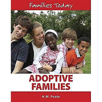 Adoptivfamiljer (familjer idag)